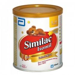 Смесь молочная, Симилак 400 г Изомил