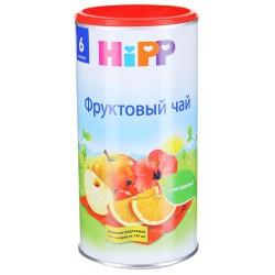 Чай для детей, Хипп 200 г фруктовый с 6 мес.